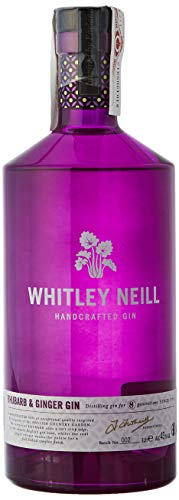 2. Whitley Neill Rhubarb & Ginger Gin