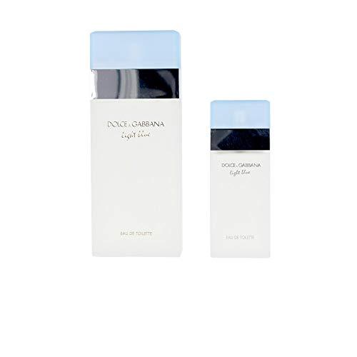 Dolce & Gabbana Light Blue Pour Femme Lote 2 Pz, 200 g