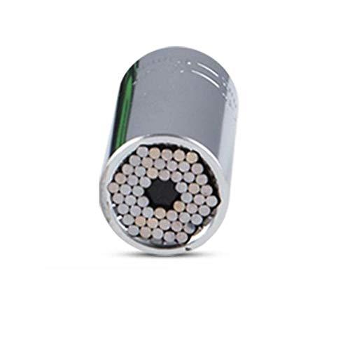 MediaShop Hammersmith PowerGrip – Universalnuss 11-32 mm für Schrauben, Muttern und Haken – Multi Steckschlüssel für Drehmomentschlüssel oder Akkubohrer geeignet