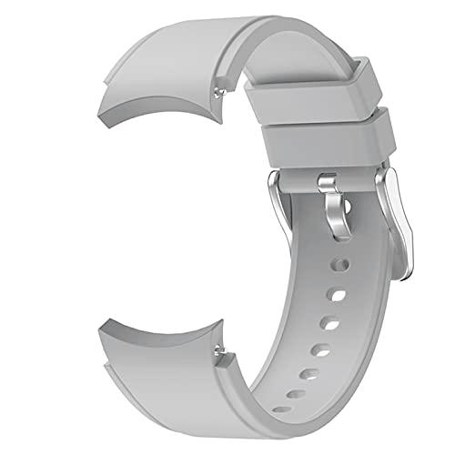 Compatible con Samsung Galaxy Watch 4 Classic pulsera Watch 4 40 mm, Galaxy Watch Active 2 40 mm, pulsera para mujeres y hombres, 20 mm para hombres