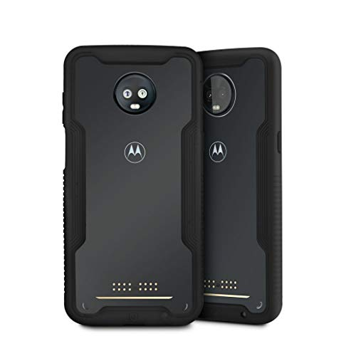 Capa Case Capinha Dual Shock para Motorola Moto Z3 Play - Gshield