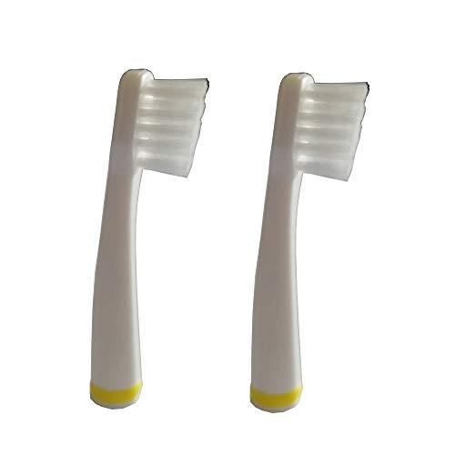 BabySonic Elektrische Ersatz-Zahnbürstenköpfe für (18 bis 36 Monate) (SG-821)
