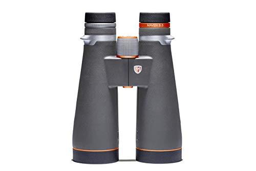 Maven 56 mm FL Binoculars (18X56, Gray/Orange)
