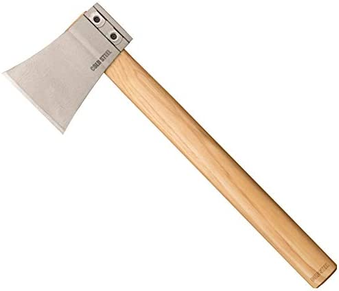 Cold Steel Throwing Axe Camping Hatchet - Great for Axe Throwing Competitions, Camping, Survival, Outdoors and Chopping Wood