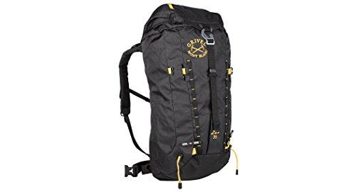 Grivel Zen 35 Schwarz, Kletterrucksack und Seilsack, Größe 35l - Farbe Black