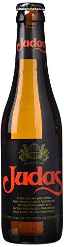 Judas Cerveza - Pack de 12 Botellas x 330 ml - Total: 3.96 L