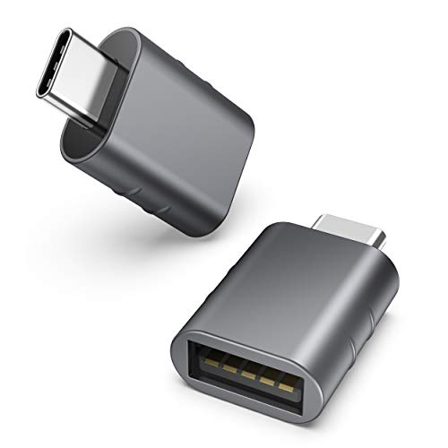 Syntech USB Type-C to USB Type-A Adapter (2 Pack)