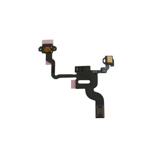 Flex Cable Flat conector Sensor Proximidad encendido ON OFF Mic. para iPhone...