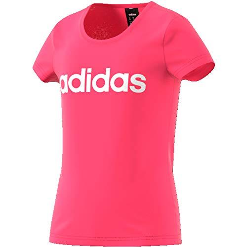 adidas Performance C Trainingsshirt Kinder pink/weiß, 164