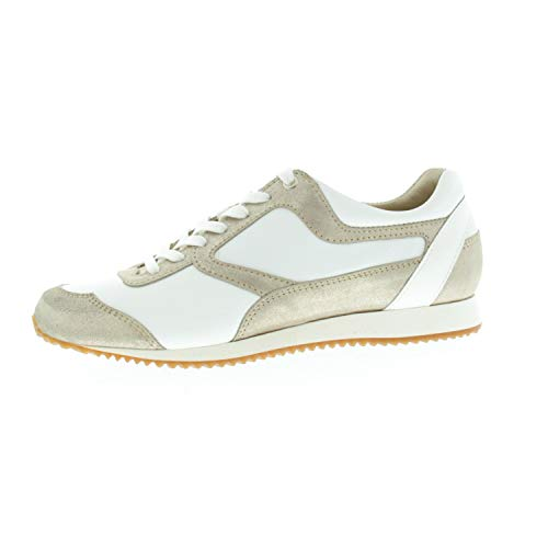 XSENSIBLE damesschoenen veterschoen sneaker Levy White Rose 200183124G