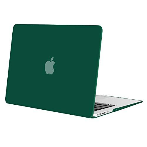 MOSISO Funda Dura Compatible con MacBook Air 13 Pulgadas (A1369 / A1466, Versión 2010-2017), Ultra...