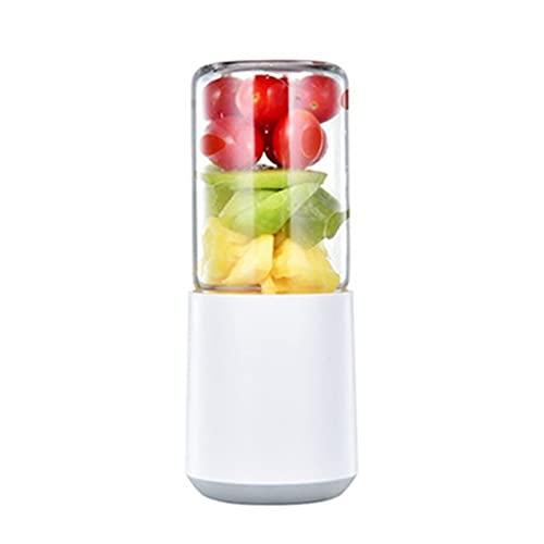 280ml elektrischer saftiger Zitronensaft-Extraktor USB-Aufladung tragbarer Lebensmittelmischer-Maschine Fast Food...