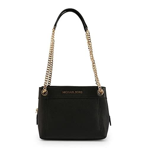 Michael Kors Womens 35T9GTTM6L-BLACK Sling Bag, Black