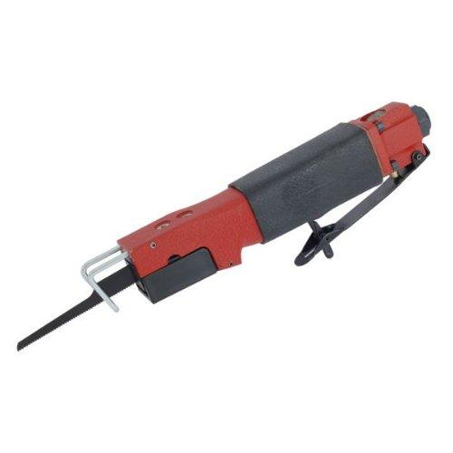 Neilsen Karosseriesäge CT1406 für Metall, Aluminium und Kunststoff,8500/min (Metallgehäuse) - 2 Sägeblätter 18T/24T enthalten