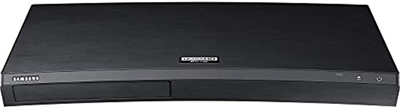 SAMSUNG M9500 UHD - Wi-Fi - Dual HDMI - 2K/4K - Region Free Blu Ray Disc DVD Player - PAL/NTSC - USB - 100-240V 50/60Hz for World-Wide Use & 6 Feet Multi System 4K HDMI Cable