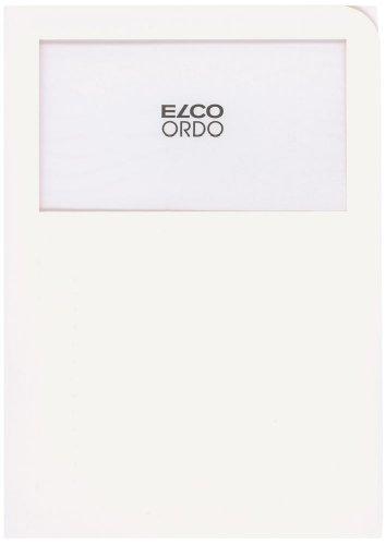 Elco 29469.10 Ordo Organisationsmappe Classico, 220 x 310 mm, 120 g, weiß