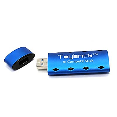youyeetoo Toybrick TB-RK1808S0 AI Calculation Stick RK1808 NPU Processor for deep Learning Tools and a Separate Artificial Intelligence Accelerator