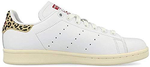 Adidas Stan Smith W White Scarlet Chalk White 40