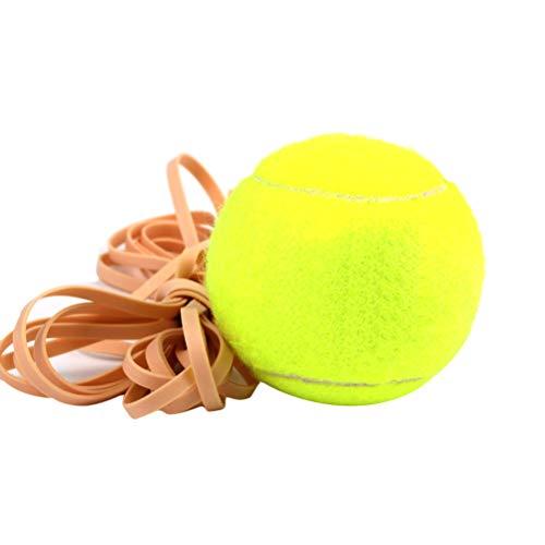Ersatzball für Twistball, Tennisbälle Professionelle Training Ball Hohe Elastizität Tennisball Tennis Sportartikel Tennis Balls Tennis zubehör Size