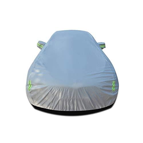 WAA Compatible con Alfa-Romeo 164 V6 24v Cubierta del automóvil Impermeable Resistente al Viento a Prueba de Polvo para Todo Clima Ropa para automóviles al Aire Libre Resistente a los arañazos