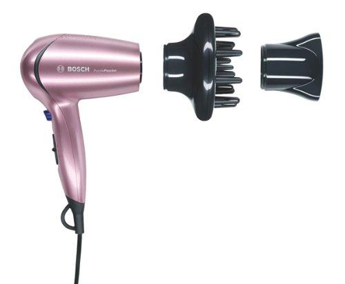 Bosch PHD 3304 Purple Passion - Secador de pelo con difusor y boquilla