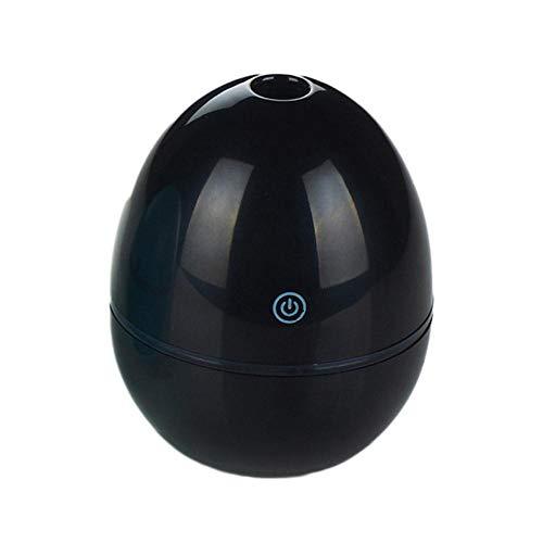 Haochide Multifunctionele luchtbevochtiger, USB-ledluchtbevochtiger, luchtruimte-diffuser, stoomreiniger, mistverdamper, gezondheid