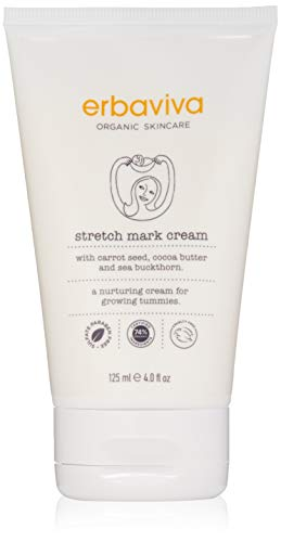 Erbaviva Stretch Mark Cream, 4 Fl Oz