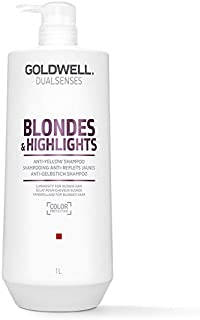 Goldwell Dualsenses Blondes and Highlights Shampoo, 1 L