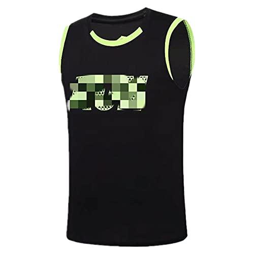 Ropa Deportiva para Hombre para Hombre Camisas para Correr al Aire Libre Gimnasio sin Mangas