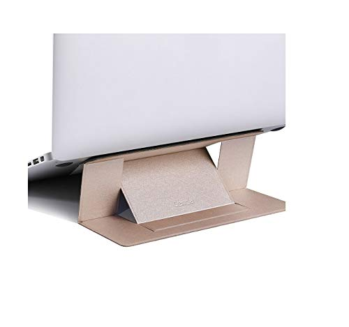 Cenda - Soporte invisible para portátil MacBook y tablet, ideal para guerreros de carretera