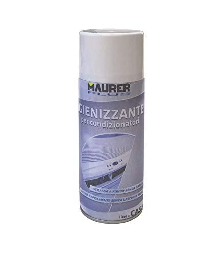 Igienizzante Spray per Condizionatori 400 ml Maurer Plus