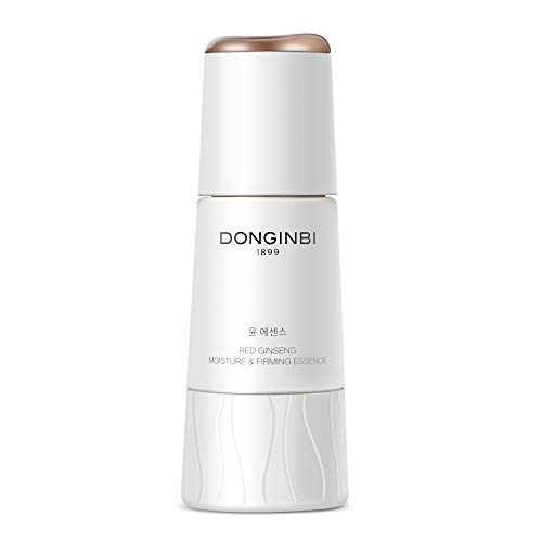DONGINBI Red Ginseng Moisture & Firming Essence - Pure Red Ginseng Extracts - Anti-aging Face Serum Korean Face Serum Hydrating Skincare for Women 1.69 Fl Oz by Korea Ginseng Corp