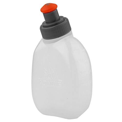 FECAMOS Bolsa Soporte para Botella Botella de Agua para Bicicleta Botella de Agua Deportiva Accesorios Botellas de plástico duraderas, para Senderismo(170ml)
