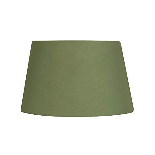 Oaks Lighting - Paralume in cotone, colore: Oliva