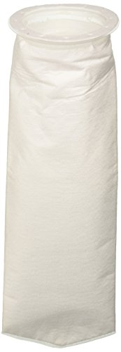 Pentek BP-420-5 Polypropylene Bag Filter, White, Pack of 1