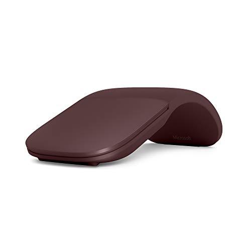Surface Arc Mouse – Burgundy