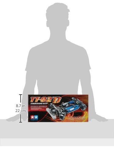 RC Auto kaufen Drift Car Bild 4: TAMIYA 300058584 1 10 TT 02D Drift Spec Chassis*