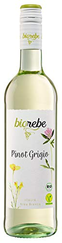 BioRebe Pinot Grigio Trocken (1 x 0.75 l)