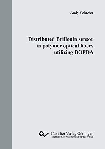 Distributed Brillouin sensor in polymer optical fibers utilizing BOFDA