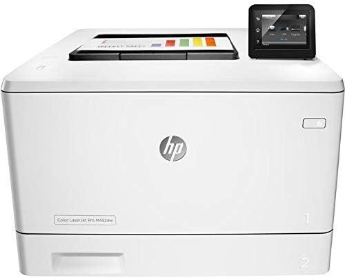 HP 4592925 Laserjet Pro M452Dw, Color, Printer (Refurbished)