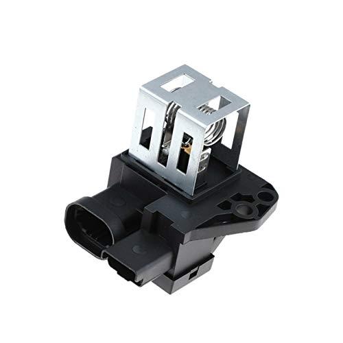 SHOUNAO Ventilador del radiador del Motor Relé Resistencia de Ajuste for el Peugeot Citroen 1267J6 9662872380