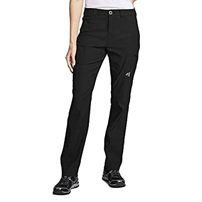 Eddie Bauer Women's Guide Pro Pants, Black Regular 10