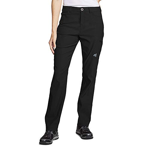 Eddie Bauer Women's Guide Pro Pants, Black Regular 6