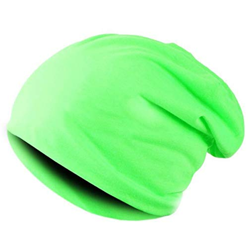 HaiQianXin Sombrero de Moda para Hombre Gorra de Hip-Hop Streetwear Invierno Cálido...
