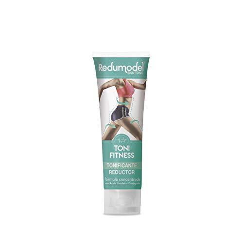 Redumodel Skin Tonic - Toni Fitness - Crema Tonificante Muscular Moldeador que Define y Fortalece Tonificando la Piel - 100ml