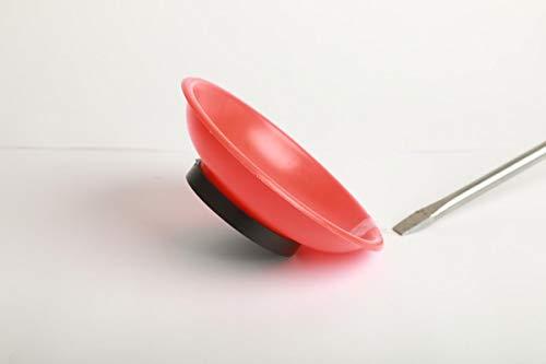 Abhishek-Enterprises-Plastic-Round-Magnetic-Tray