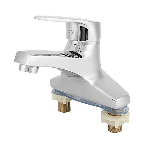 Waschbecken Wasserhahn Zink Waschbecken Mischbatterie Zwei-Wege-Wasserhahn G1 / 2