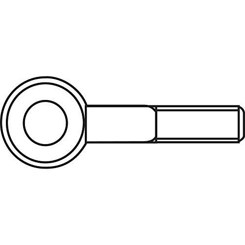 TOOLCRAFT 50ER RINGSCHRAUB Se METRISCH M4 X 15