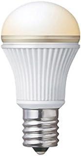 SHARP ELM LED電球(E17口金・ボール球形・小型白熱電球25W相当・400ルーメン・電球色相当)DL-JA42L