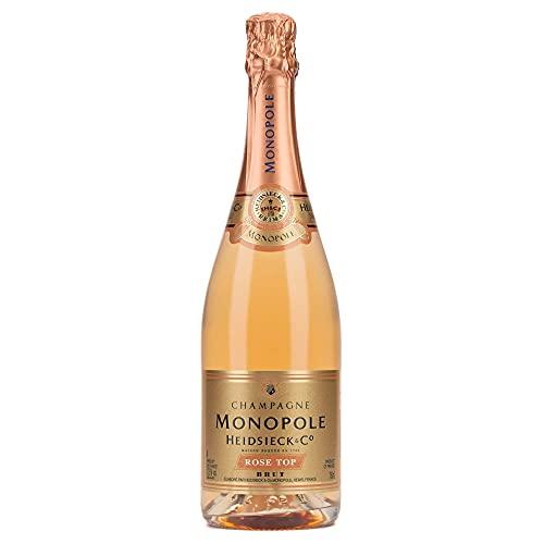 Champagne Heidsieck & Co, Monopole Rosé Top Brut (1 x 0,75 l)